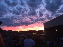 Concert Sunset- Conneticut